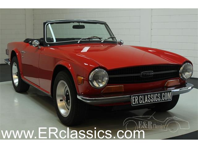 Picture of '70 TR6 - O7S7