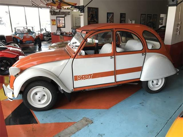 Picture of '81 Citroen 2CV located in Henderson Nevada Offered by  - O7SR