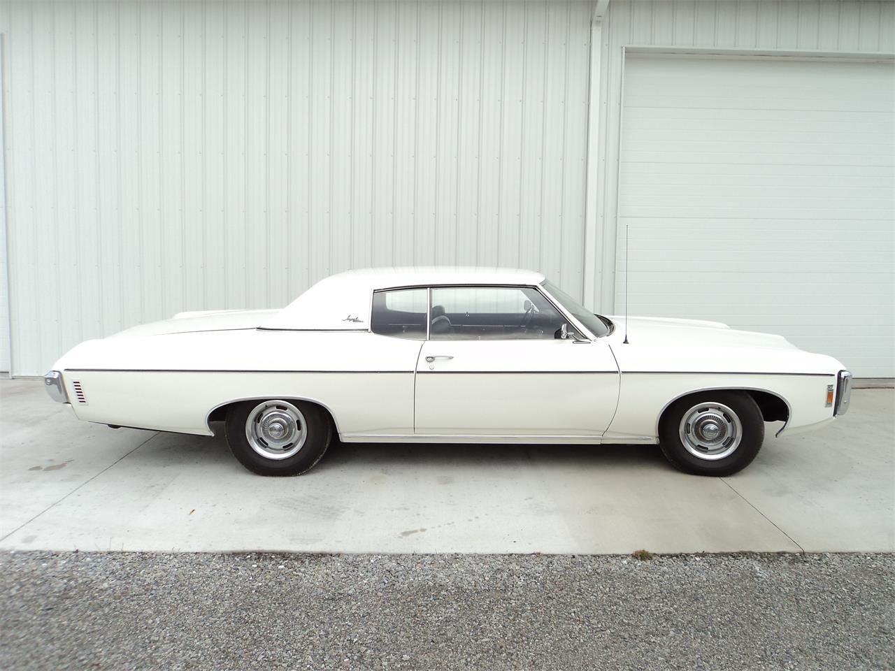 Large Picture of '69 Impala - O7SY