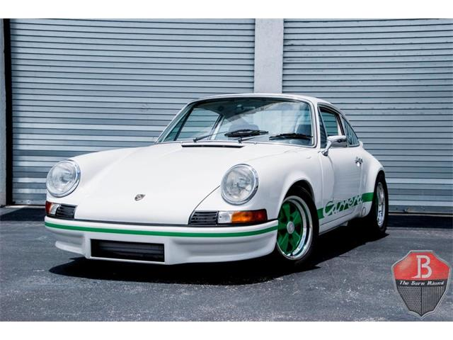 Picture of 1969 Porsche 911 located in Florida - $249,900.00 Offered by  - O7T2