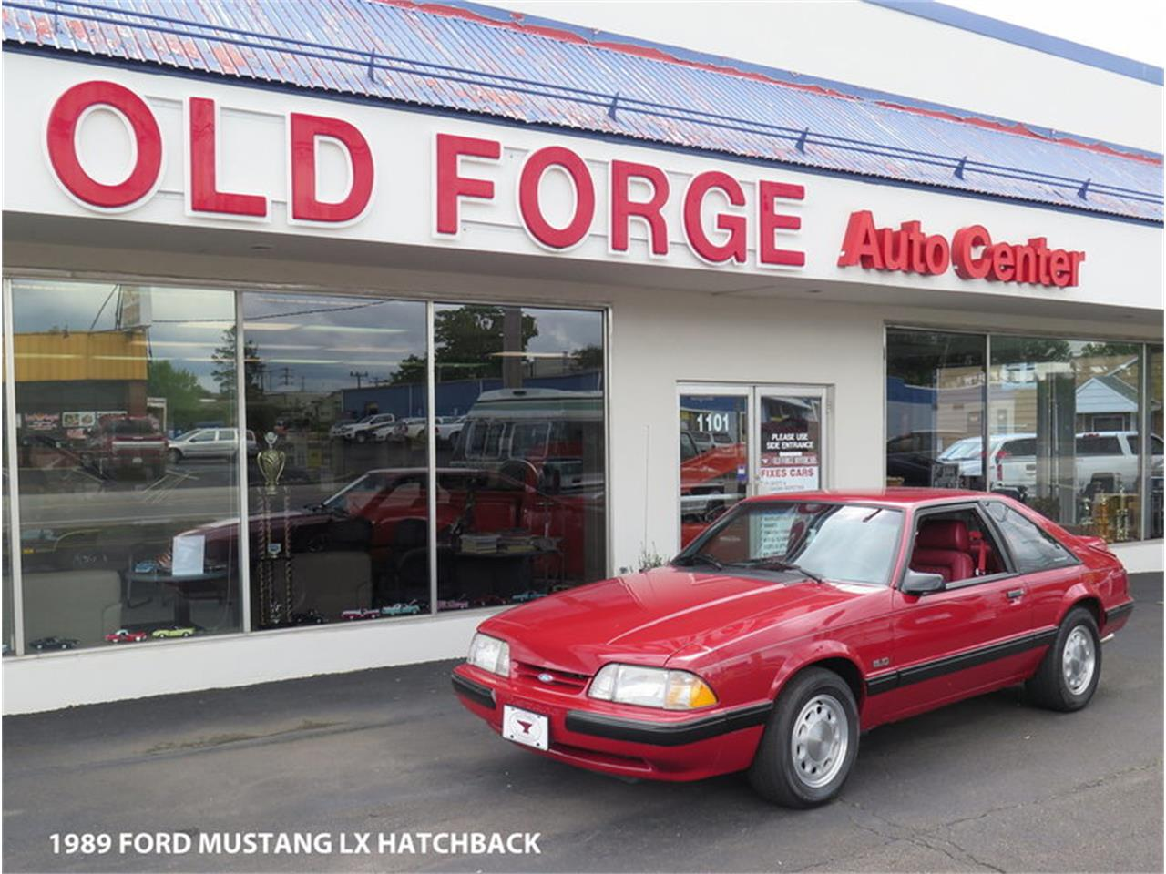 Picture of '89 Mustang - O7TA
