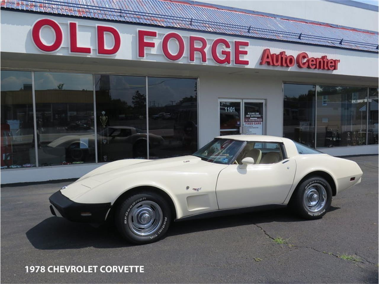 Picture of '78 Corvette - O7TB