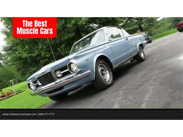Picture of '65 Barracuda - O7TF
