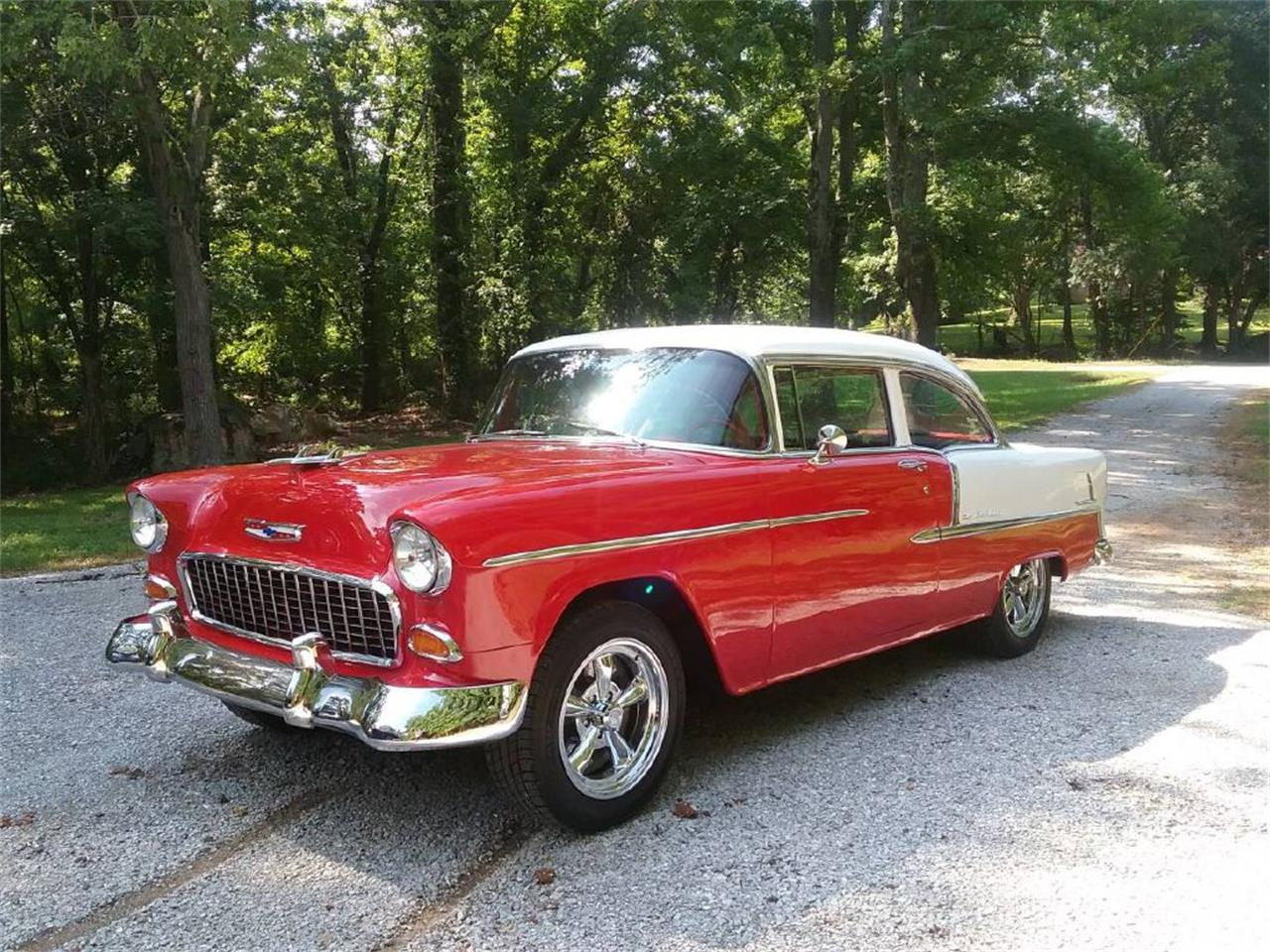 Large Picture of '55 Bel Air - O7TQ