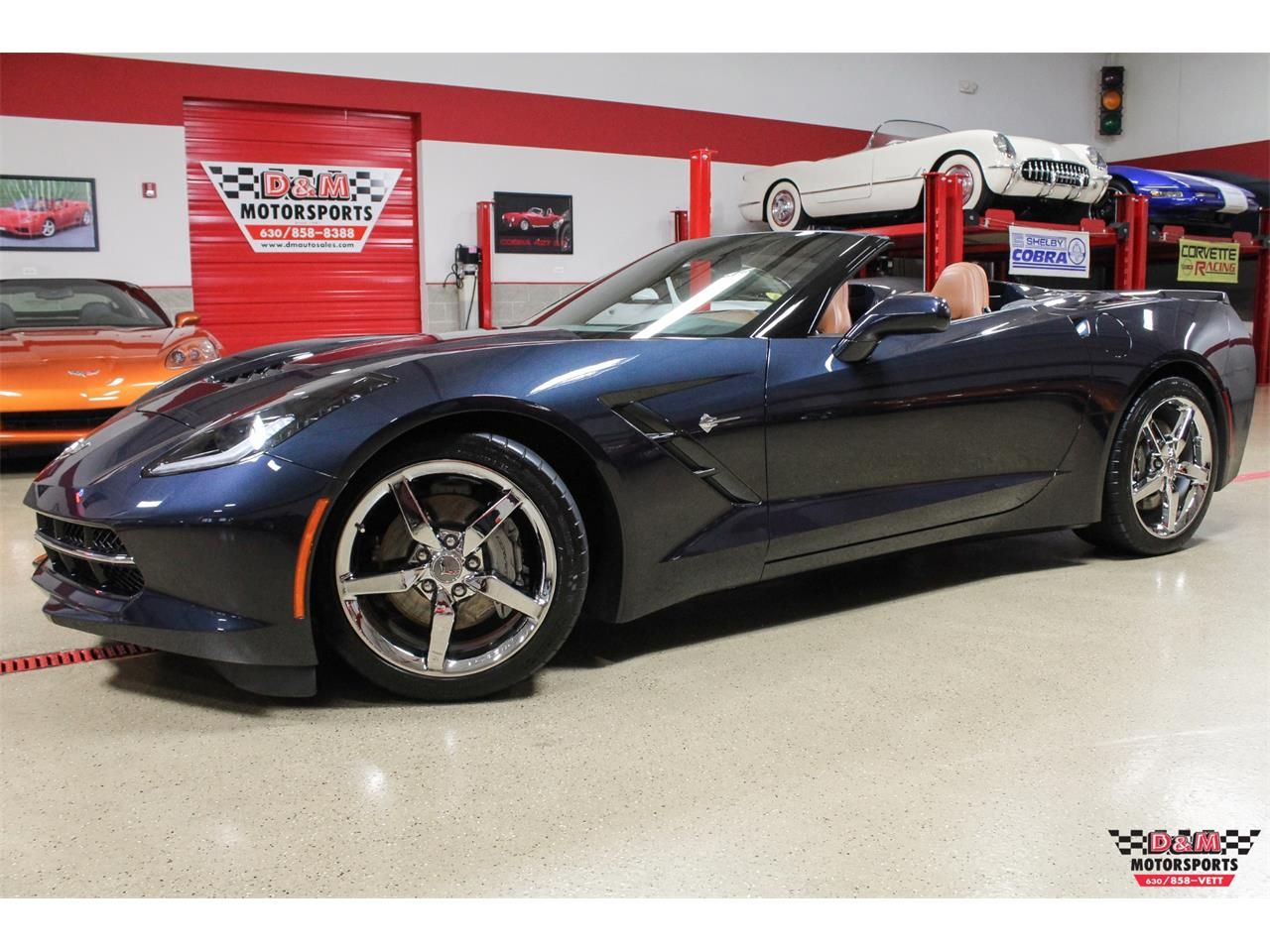 Picture of '14 Corvette - O7TT