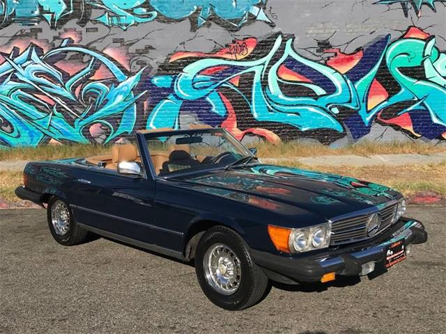 Picture of '84 380SL - O7TX