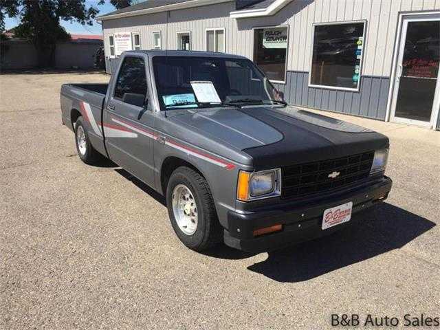 Picture of '87 S10 - O7U7