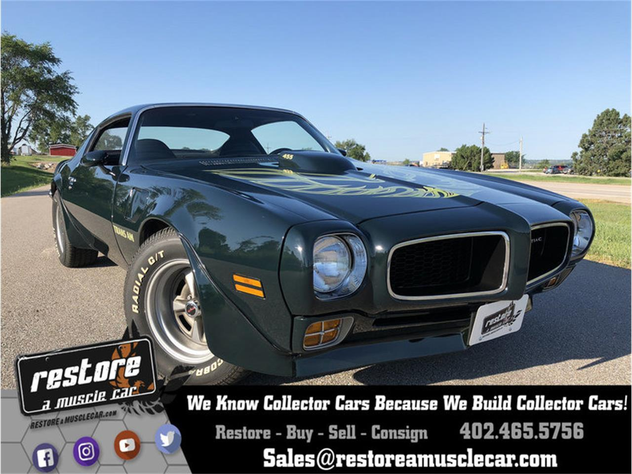 Picture of '73 Firebird Trans Am - O7UF