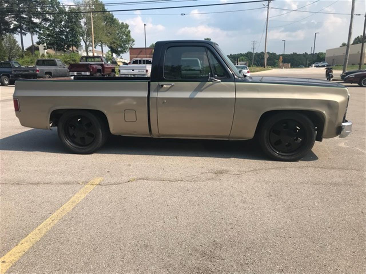 Large Picture of 1979 Chevrolet C10 Offered by Bobby's Car Care - O7UN