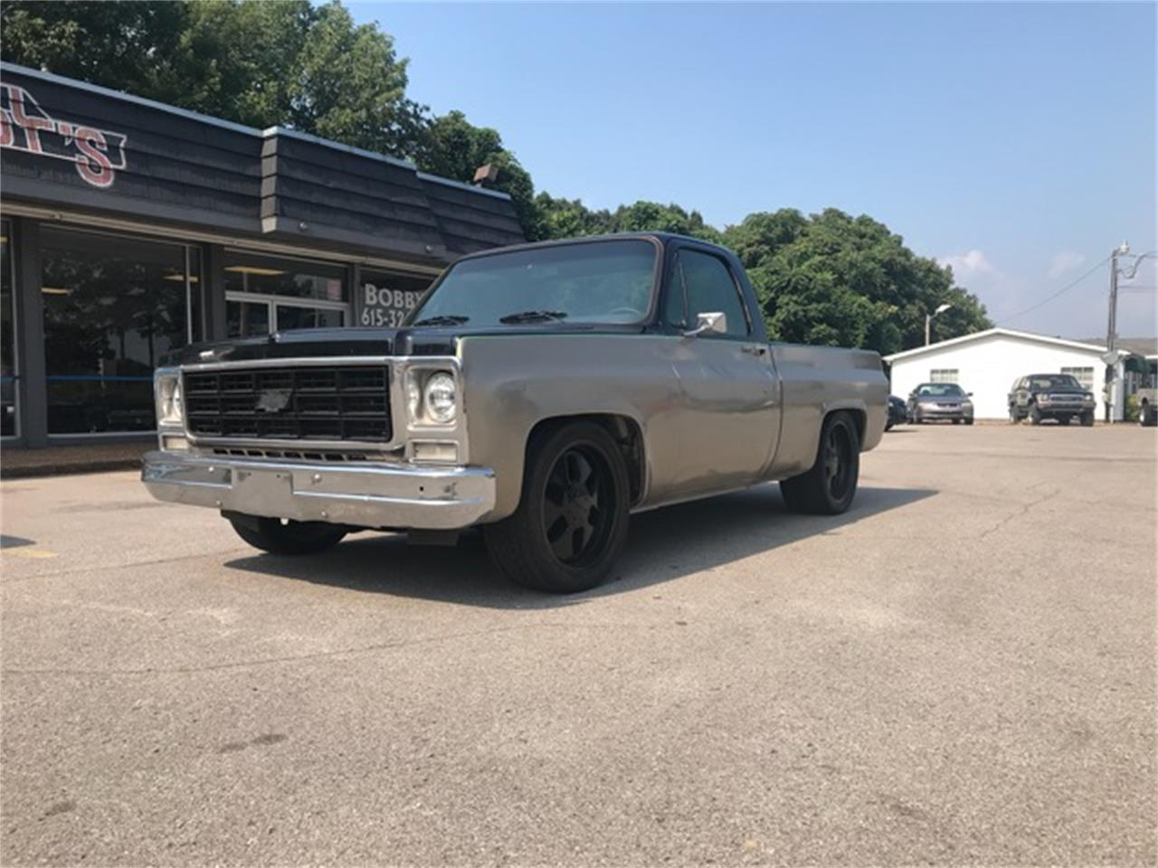 Large Picture of 1979 Chevrolet C10 - $5,500.00 Offered by Bobby's Car Care - O7UN