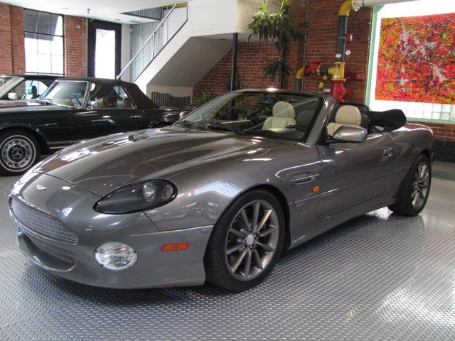 Picture of 2000 Aston Martin DB7 located in Hollywood California - $35,900.00 Offered by  - O7UO