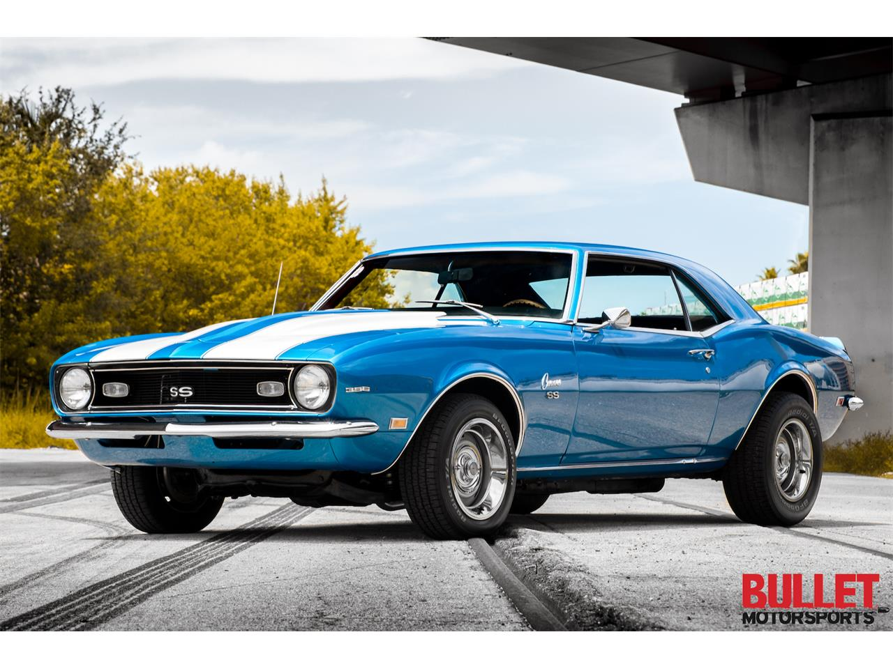 Large Picture of '68 Chevrolet Camaro located in Florida Offered by Bullet Motorsports Inc - O7VM