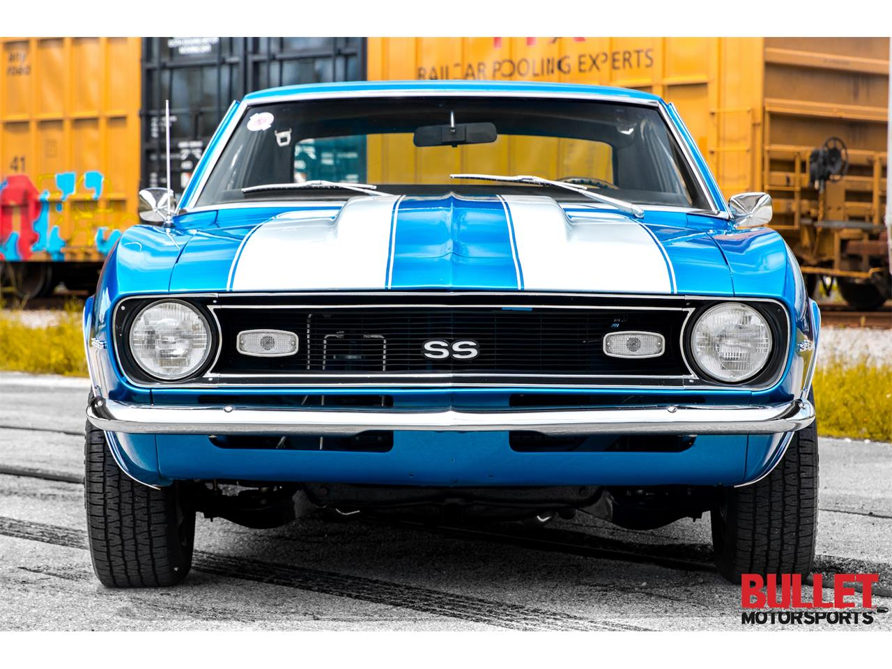 Large Picture of Classic '68 Camaro - $40,000.00 Offered by Bullet Motorsports Inc - O7VM