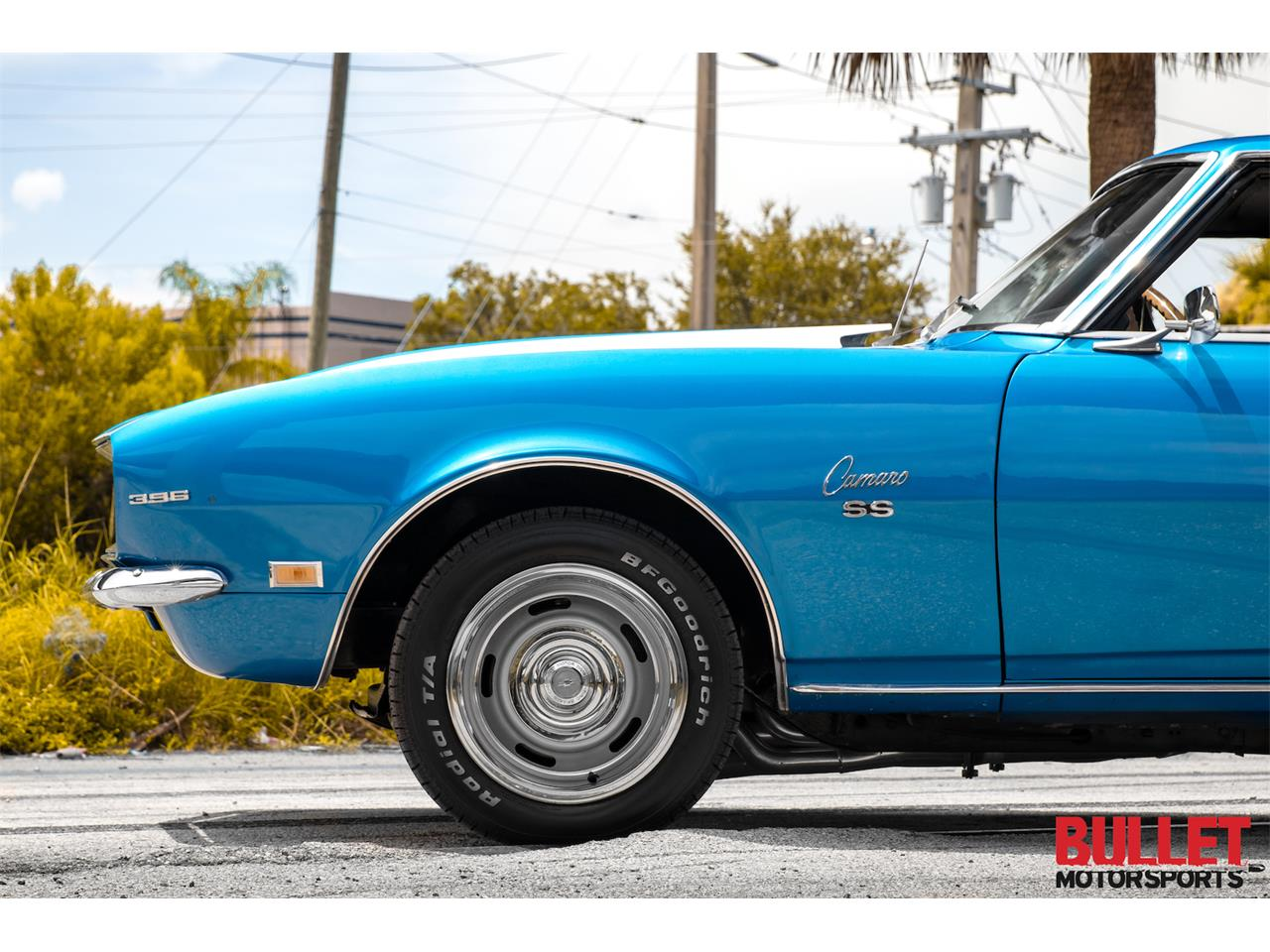Large Picture of Classic '68 Chevrolet Camaro located in Fort Lauderdale Florida - O7VM