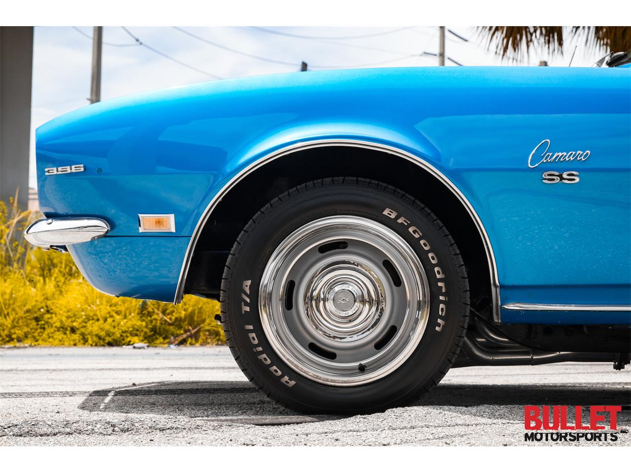 Large Picture of 1968 Chevrolet Camaro located in Fort Lauderdale Florida - O7VM