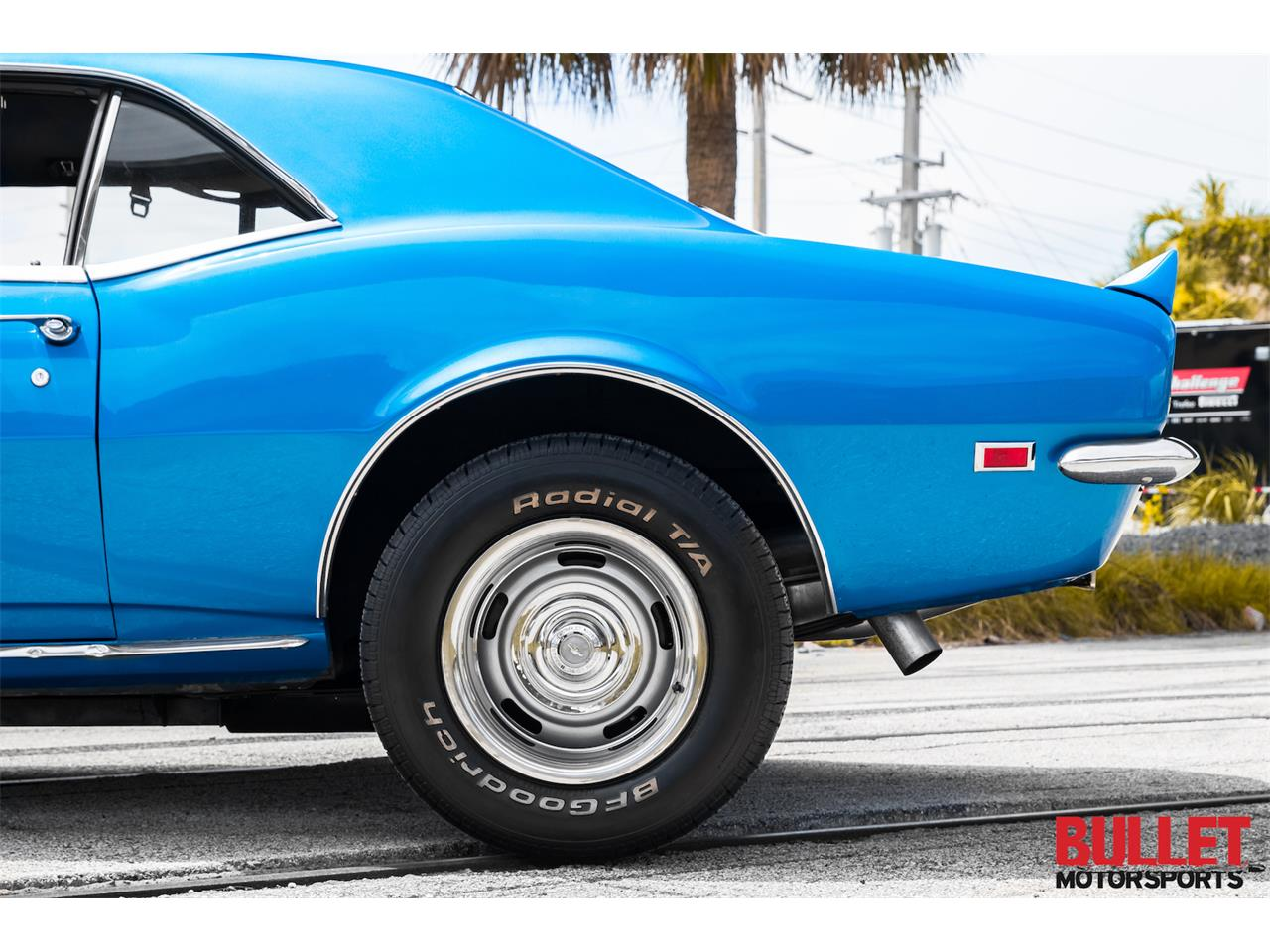 Large Picture of '68 Chevrolet Camaro located in Florida - $40,000.00 - O7VM