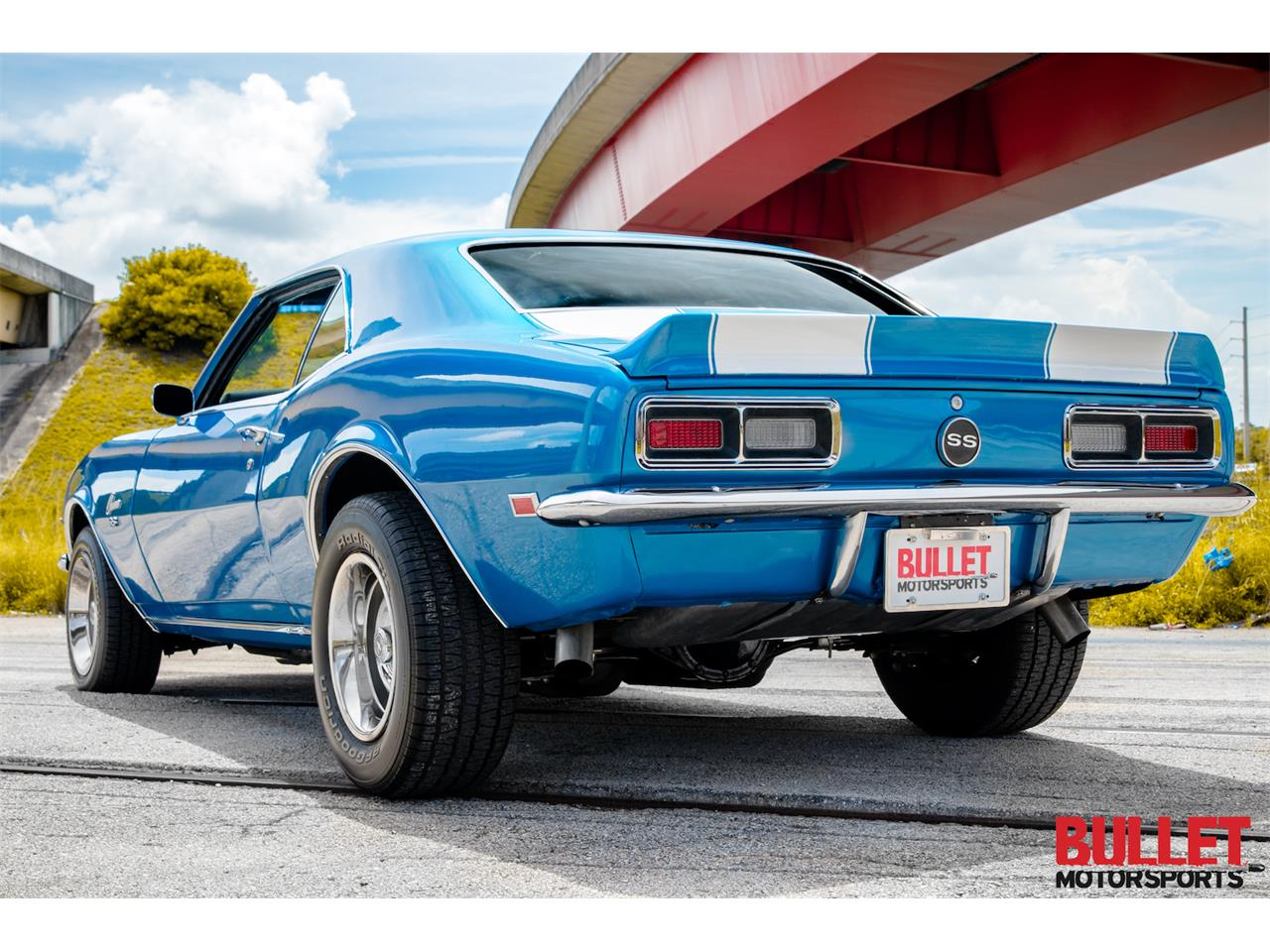 Large Picture of Classic '68 Camaro located in Florida - O7VM