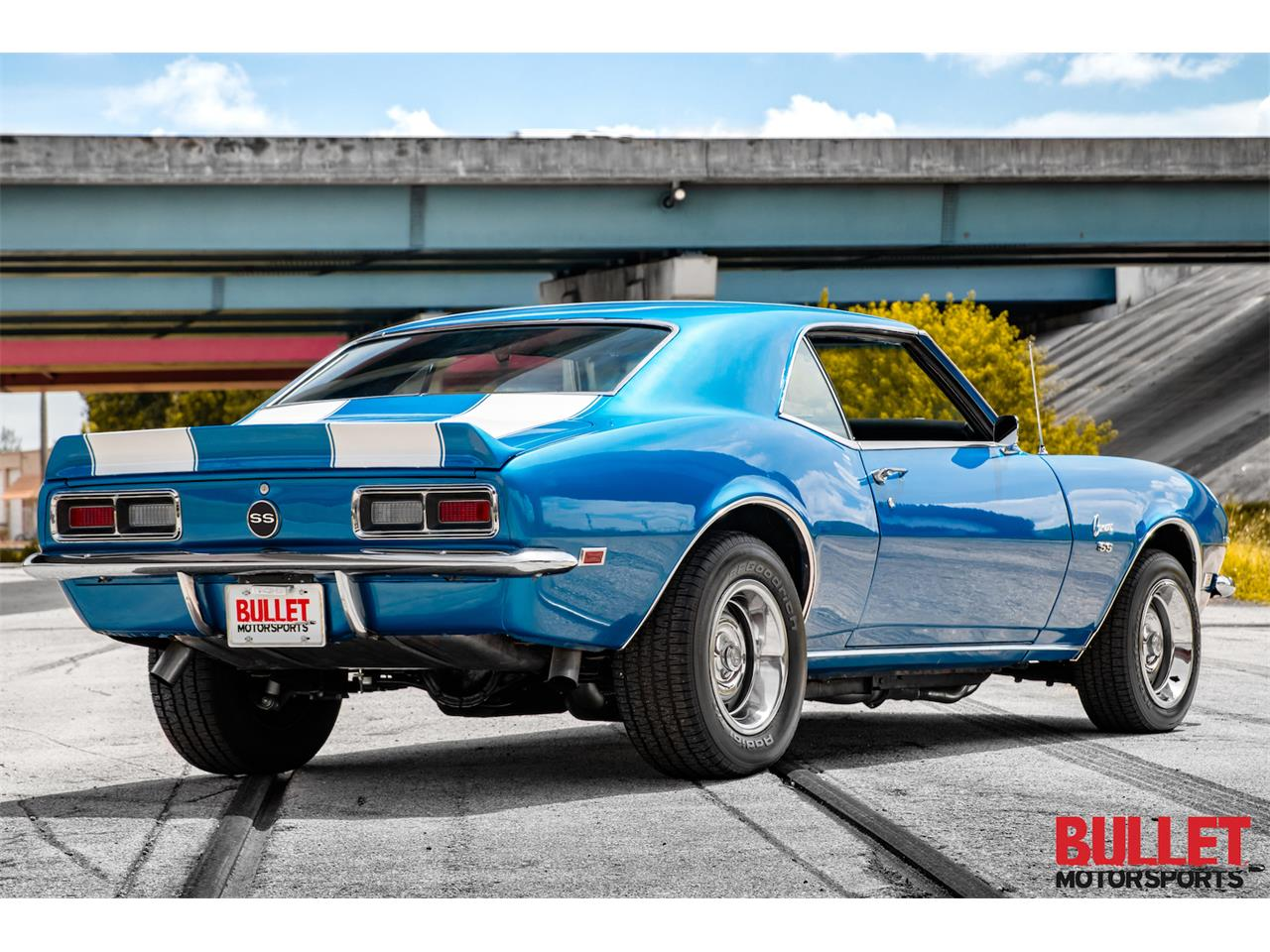 Large Picture of '68 Camaro - O7VM