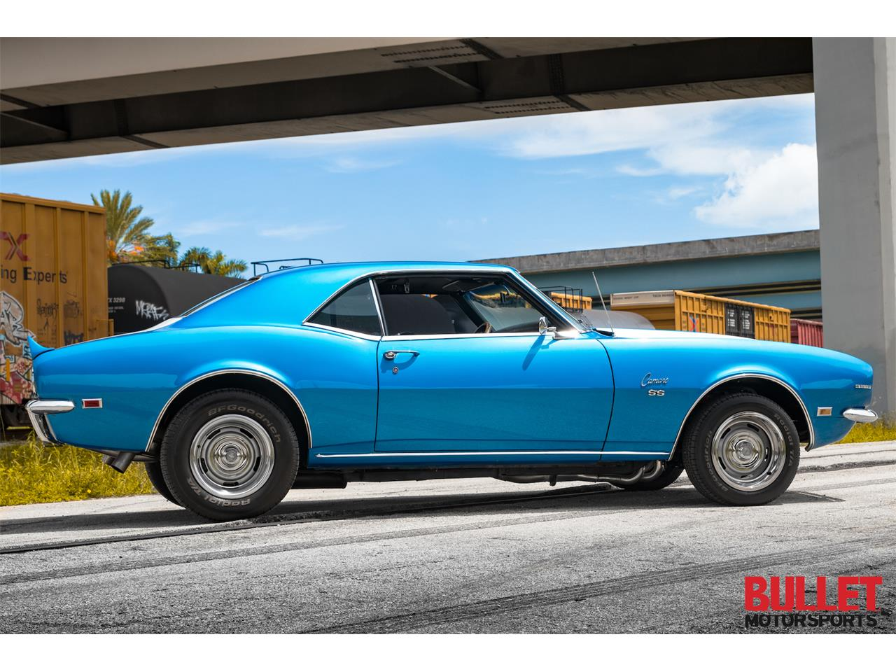 Large Picture of Classic '68 Chevrolet Camaro located in Fort Lauderdale Florida - $40,000.00 Offered by Bullet Motorsports Inc - O7VM