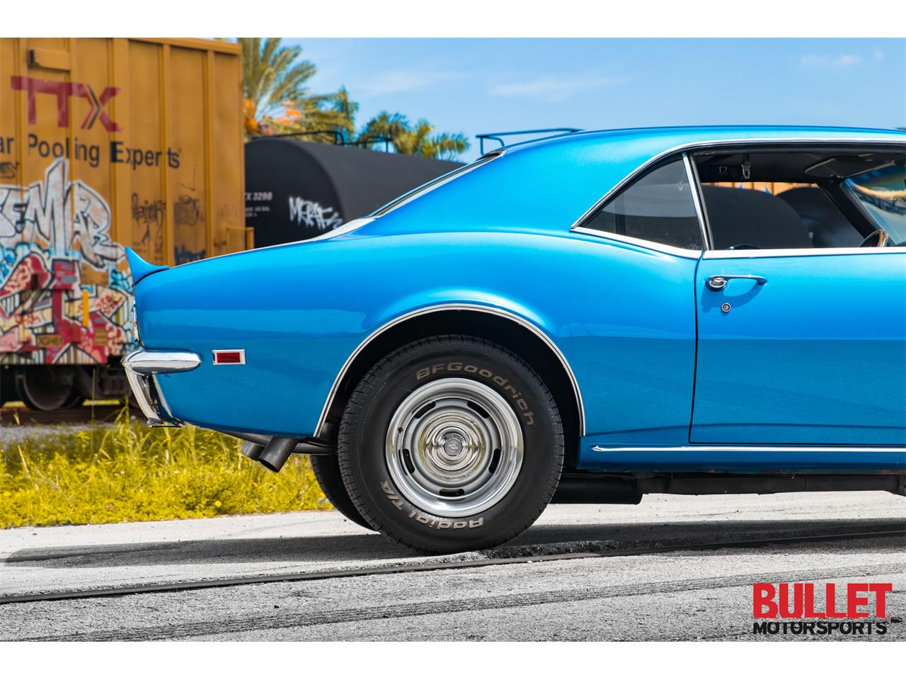 Large Picture of 1968 Chevrolet Camaro located in Florida - $40,000.00 - O7VM