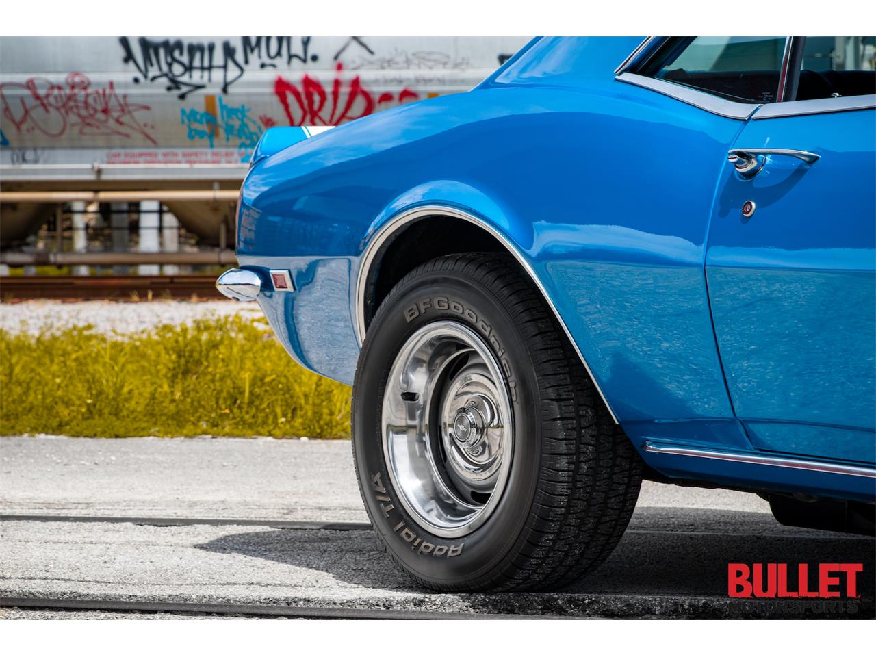 Large Picture of '68 Chevrolet Camaro located in Fort Lauderdale Florida - $40,000.00 Offered by Bullet Motorsports Inc - O7VM
