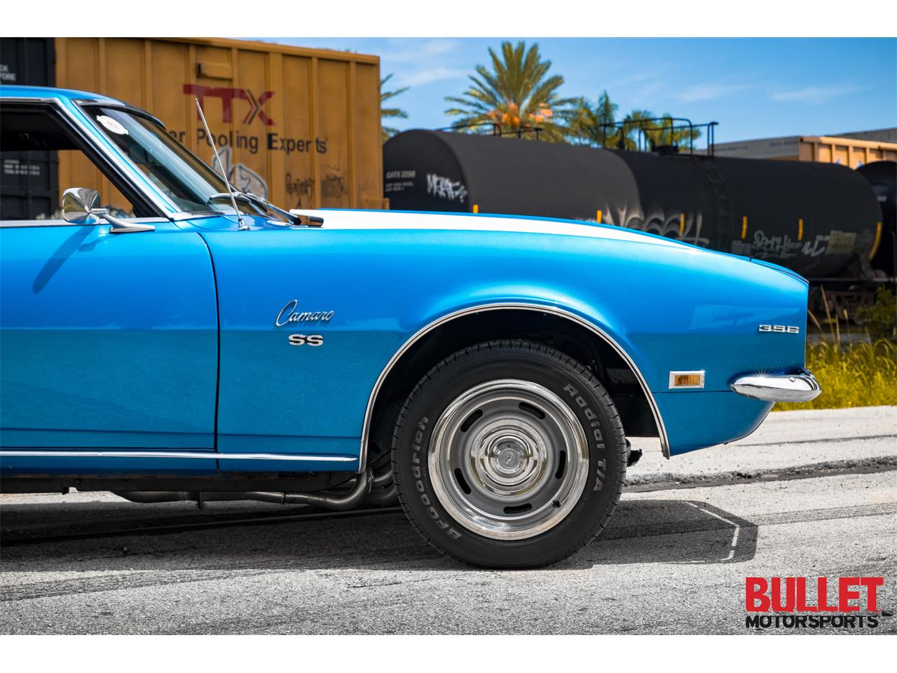 Large Picture of 1968 Camaro located in Fort Lauderdale Florida - $40,000.00 Offered by Bullet Motorsports Inc - O7VM