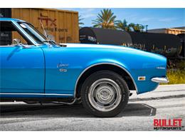 Picture of 1968 Camaro located in Fort Lauderdale Florida Offered by Bullet Motorsports Inc - O7VM