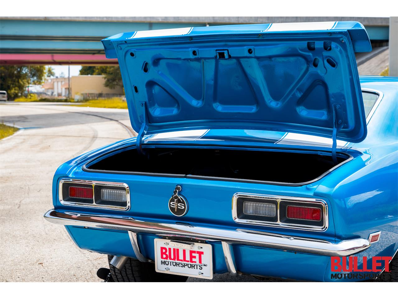 Large Picture of Classic 1968 Camaro - $40,000.00 Offered by Bullet Motorsports Inc - O7VM