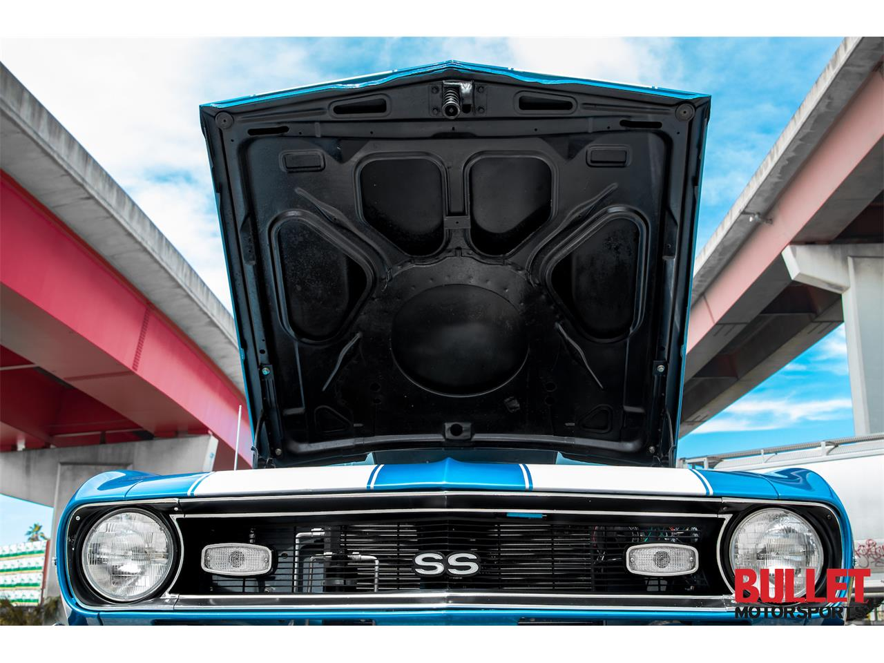 Large Picture of Classic '68 Chevrolet Camaro located in Florida - O7VM