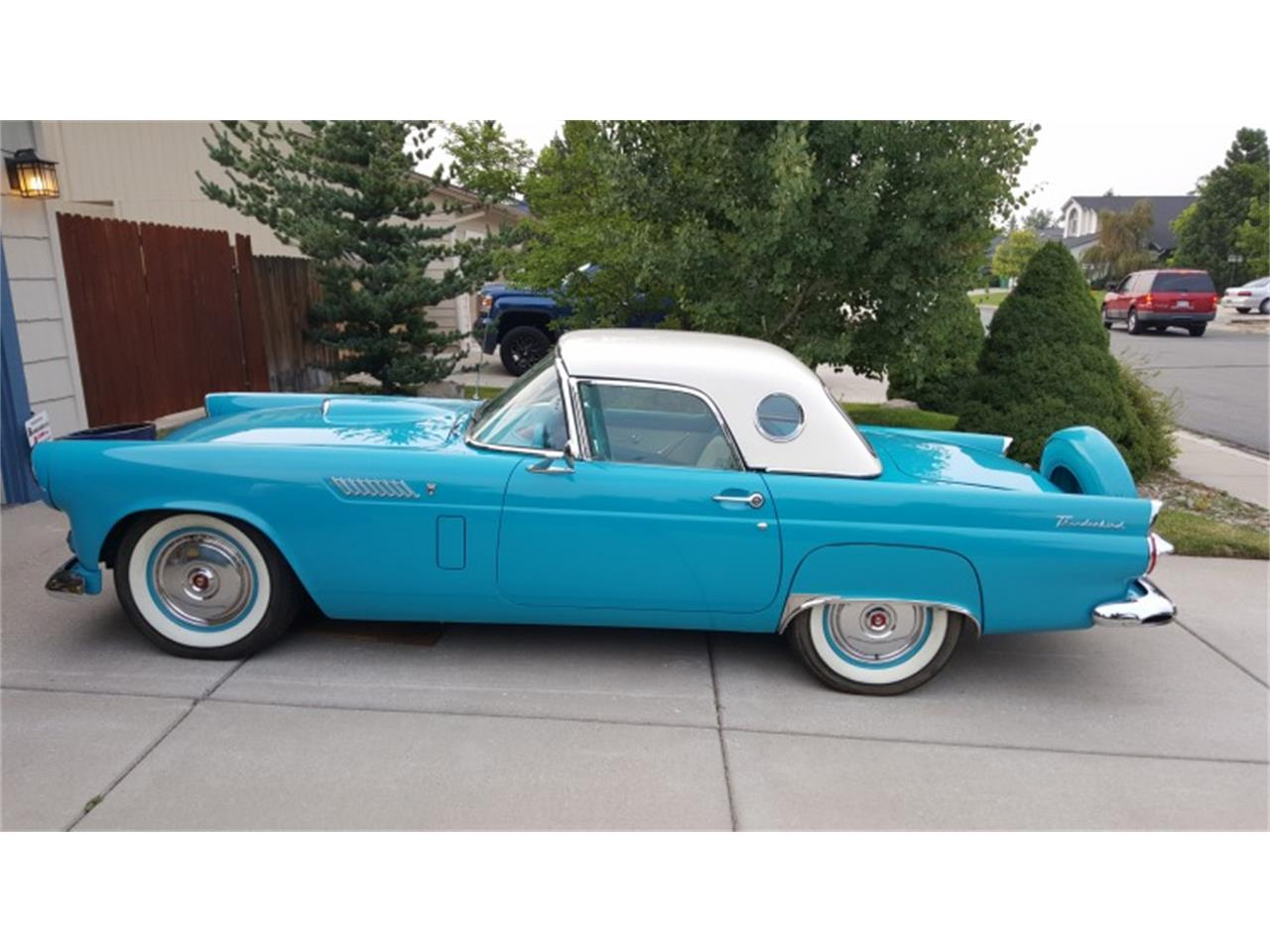 Large picture of 56 ford thunderbird located in nevada auction vehicle offered by motorsport auction
