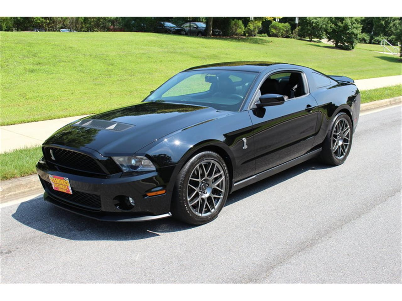 Picture of '11 Mustang - O8OO