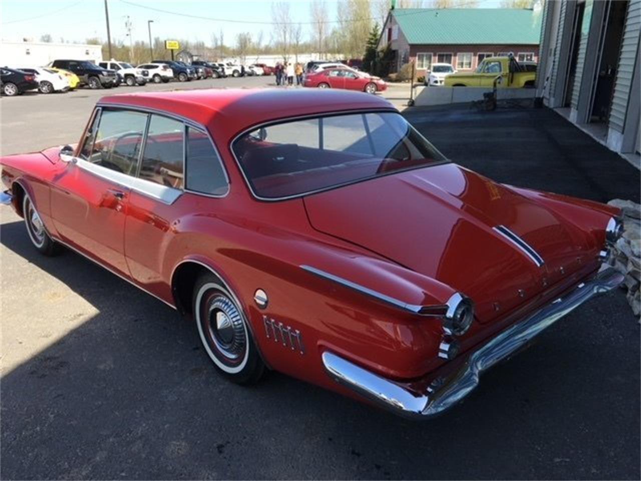 1962 dodge lancer for sale classiccars cc 1131003 567 Dodge Lancer large picture of 62 lancer o8or