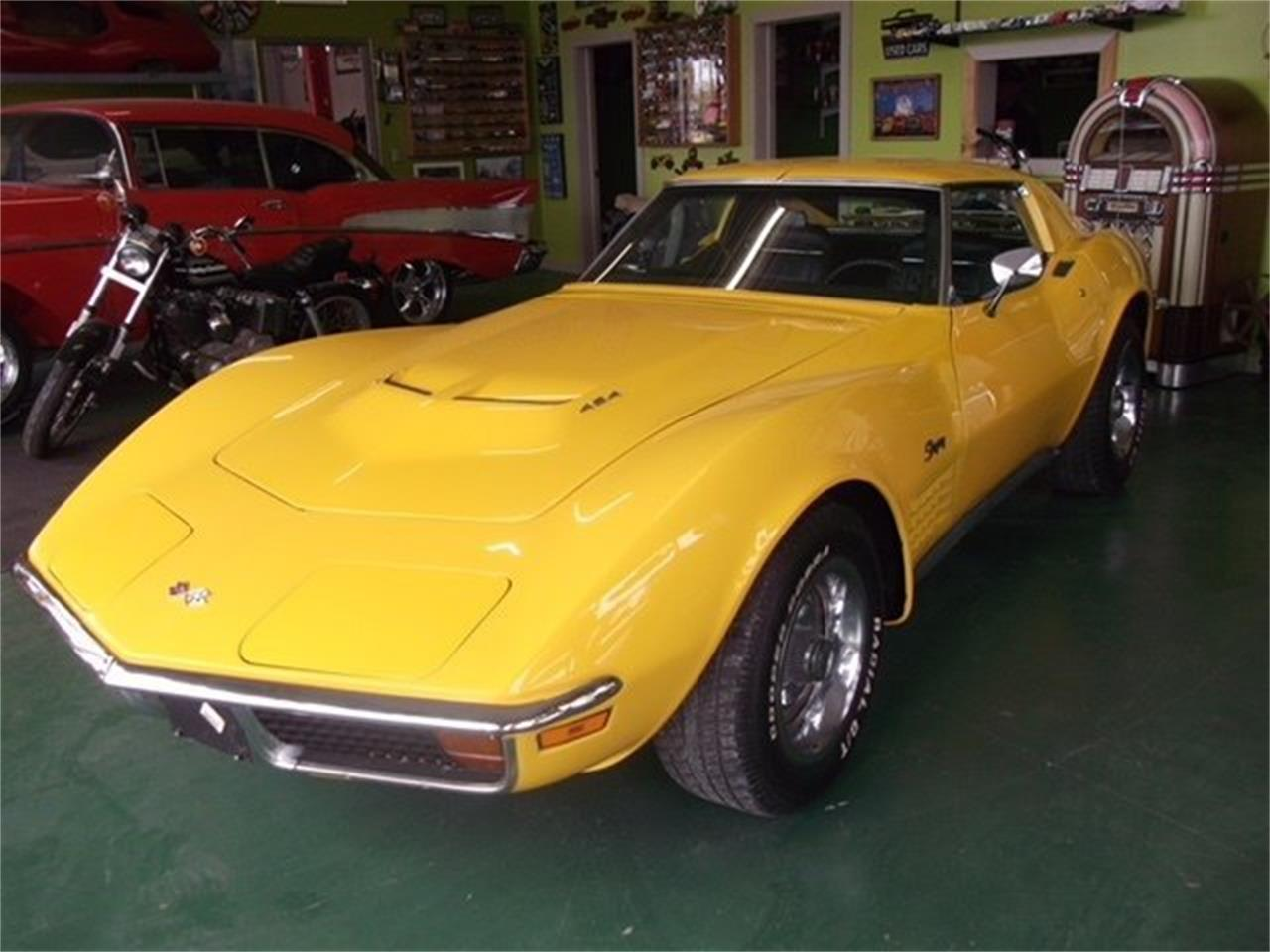 Picture of '72 Corvette - O8OT