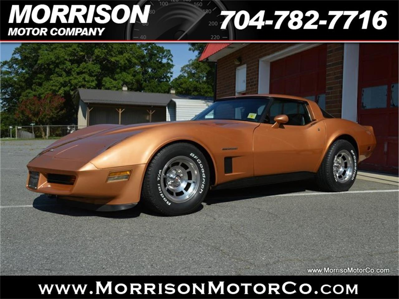 Picture of '82 Corvette - O8OW