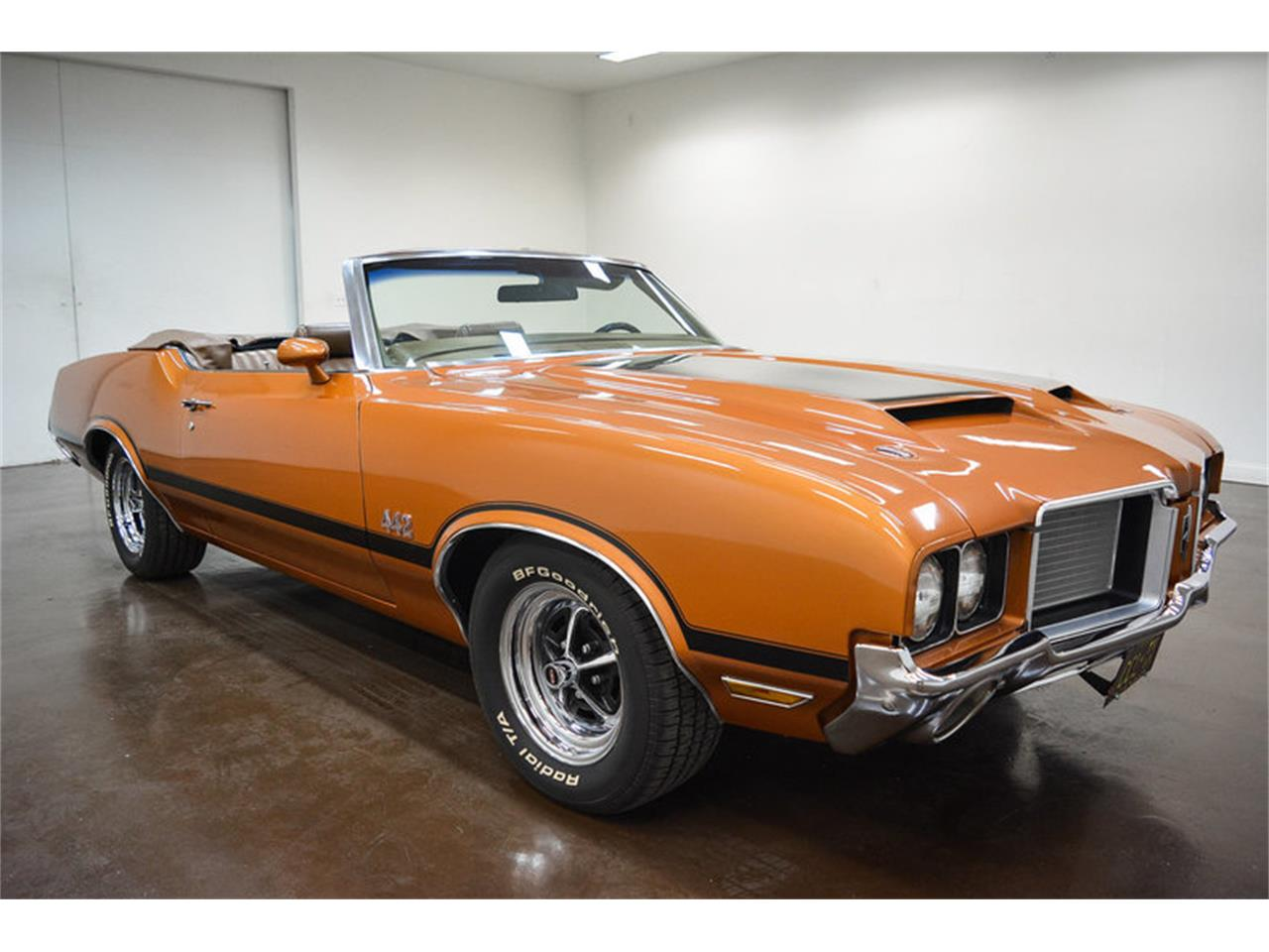 Picture of '72 Cutlass - O8P1