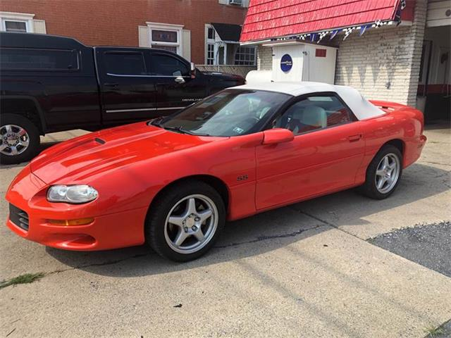 Picture of '99 Camaro - O8PA