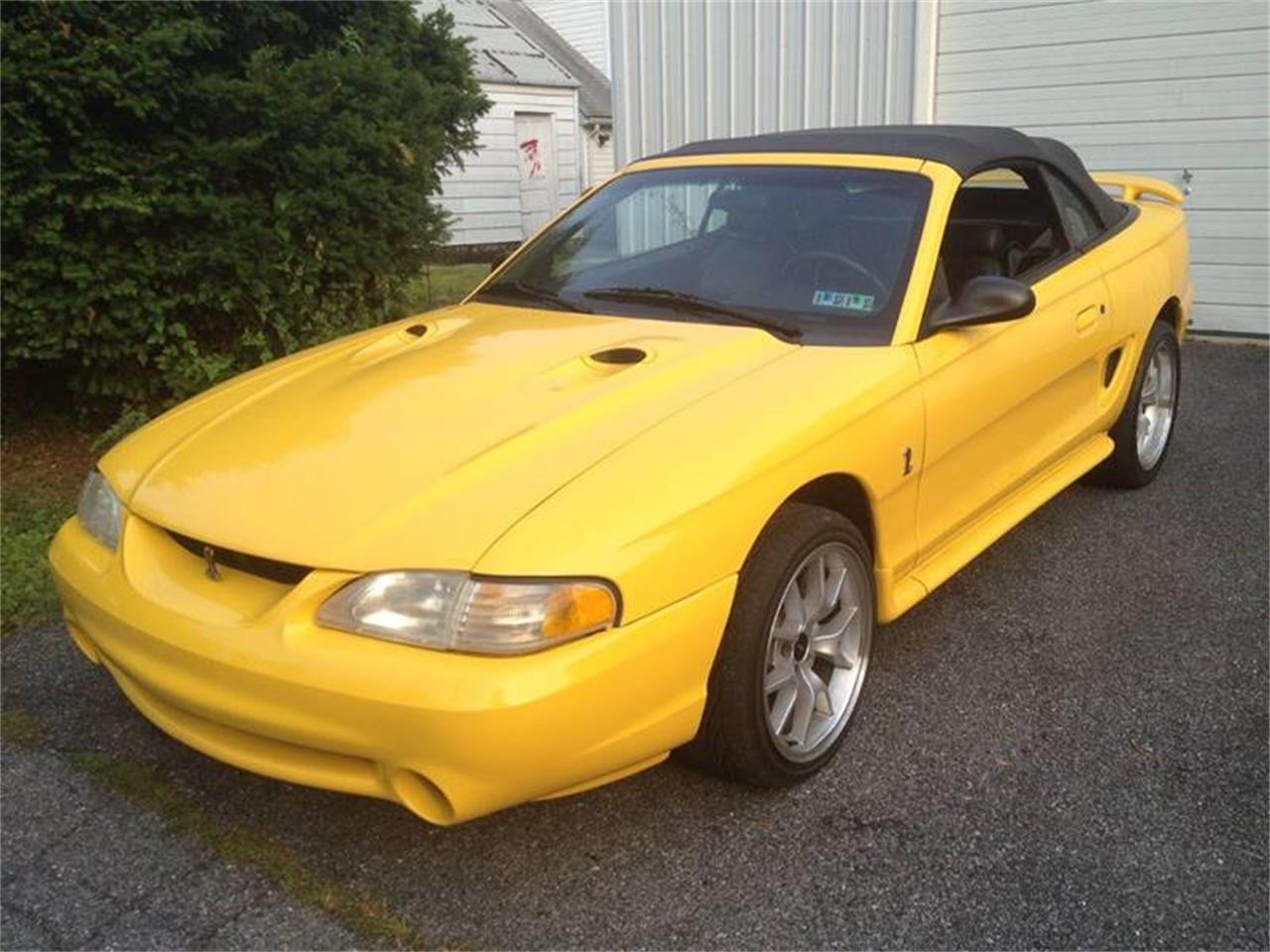 Picture of '98 Mustang SVT Cobra - O8PB