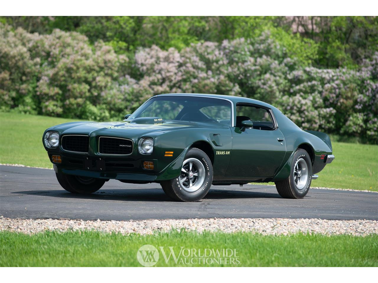 Picture of '73 Firebird Trans Am 455 Super Duty - O7ZR