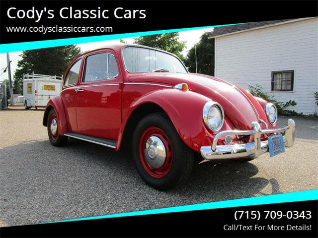 Picture of '67 Beetle - O8PM