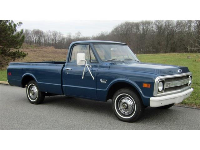 Picture of Classic 1969 Chevrolet C10 - $23,500.00 Offered by  - O8PN