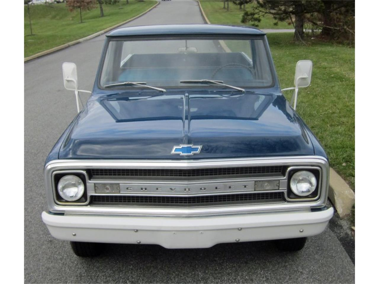 Large Picture of '69 C10 - O8PN