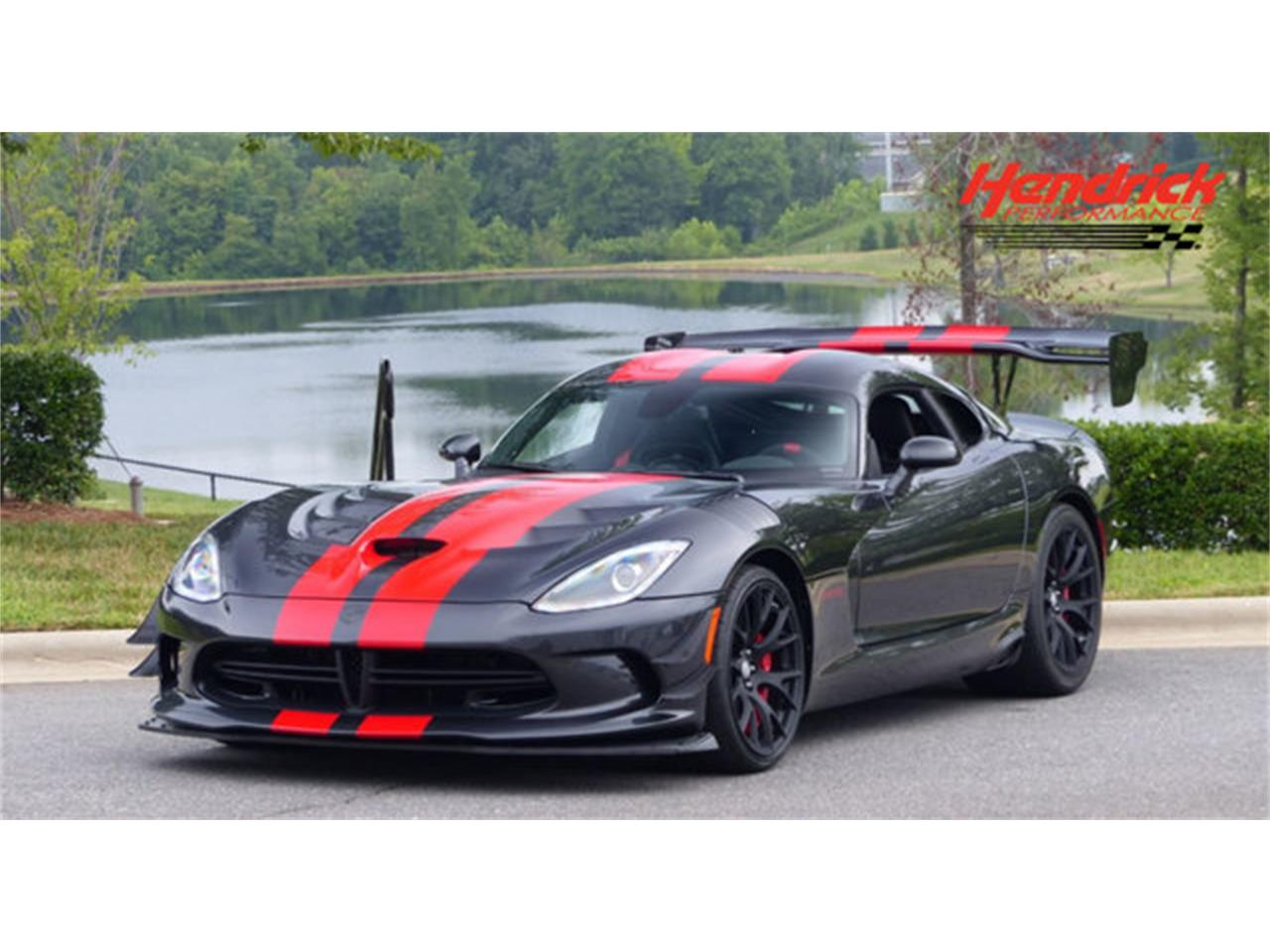 Large Picture of 2017 Dodge Viper located in Charlotte North Carolina - O8PZ