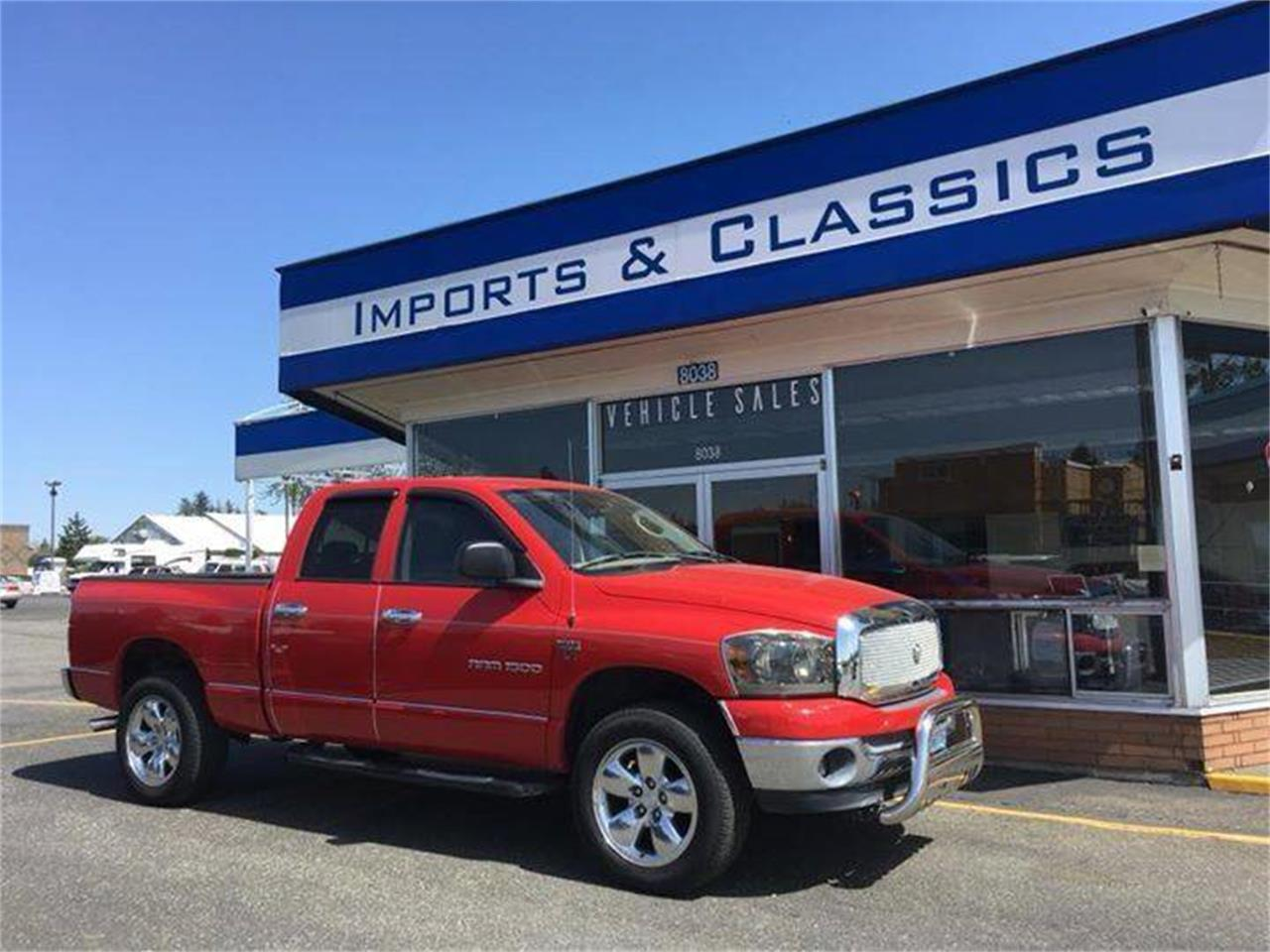 Picture of '07 Ram 1500 - O8QL