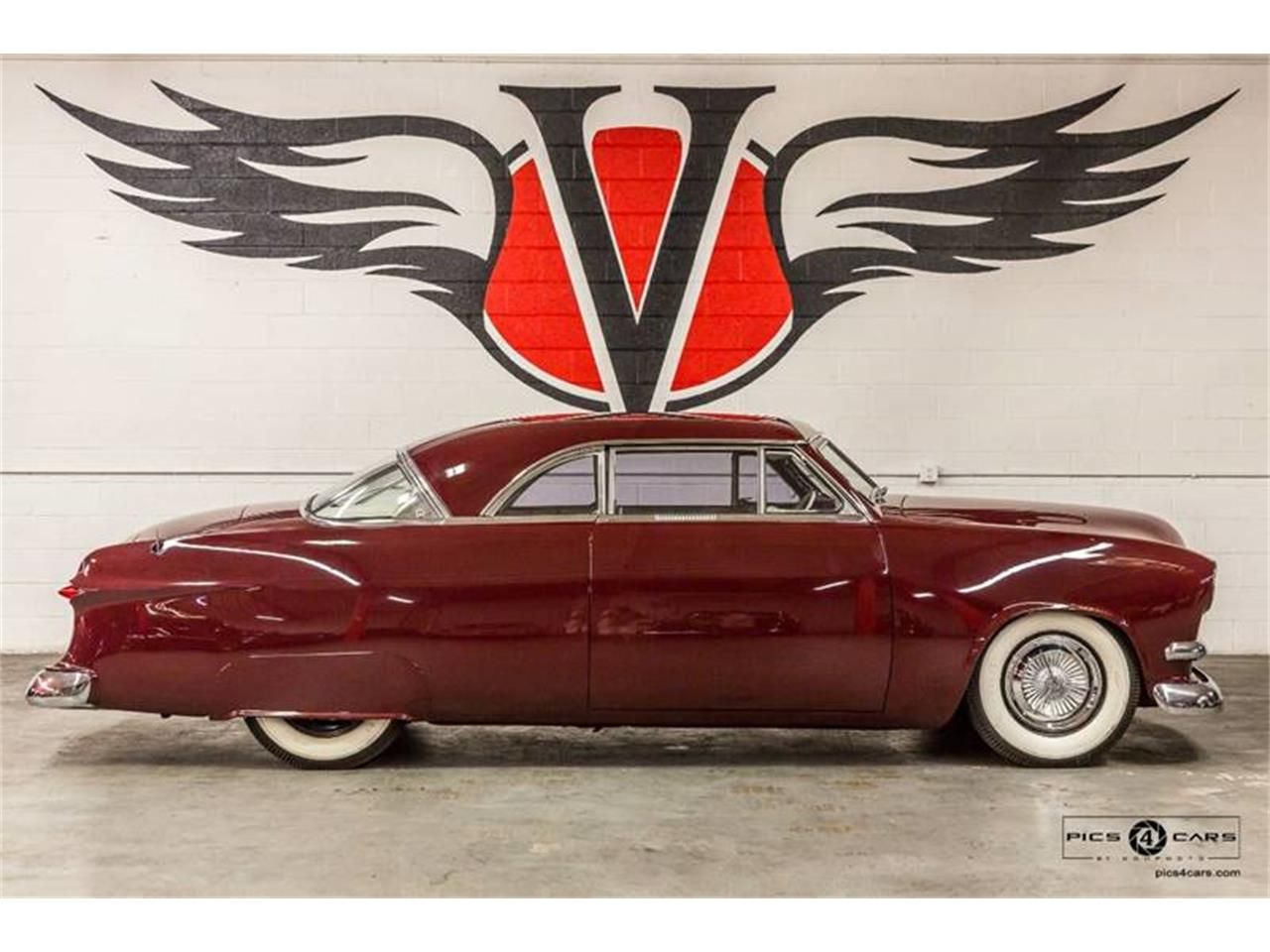 1951 Ford Crown Victoria For Sale Cc 1131096 1949 Large Picture Of Classic 51 Offered By Veloce Motorsales O8rc