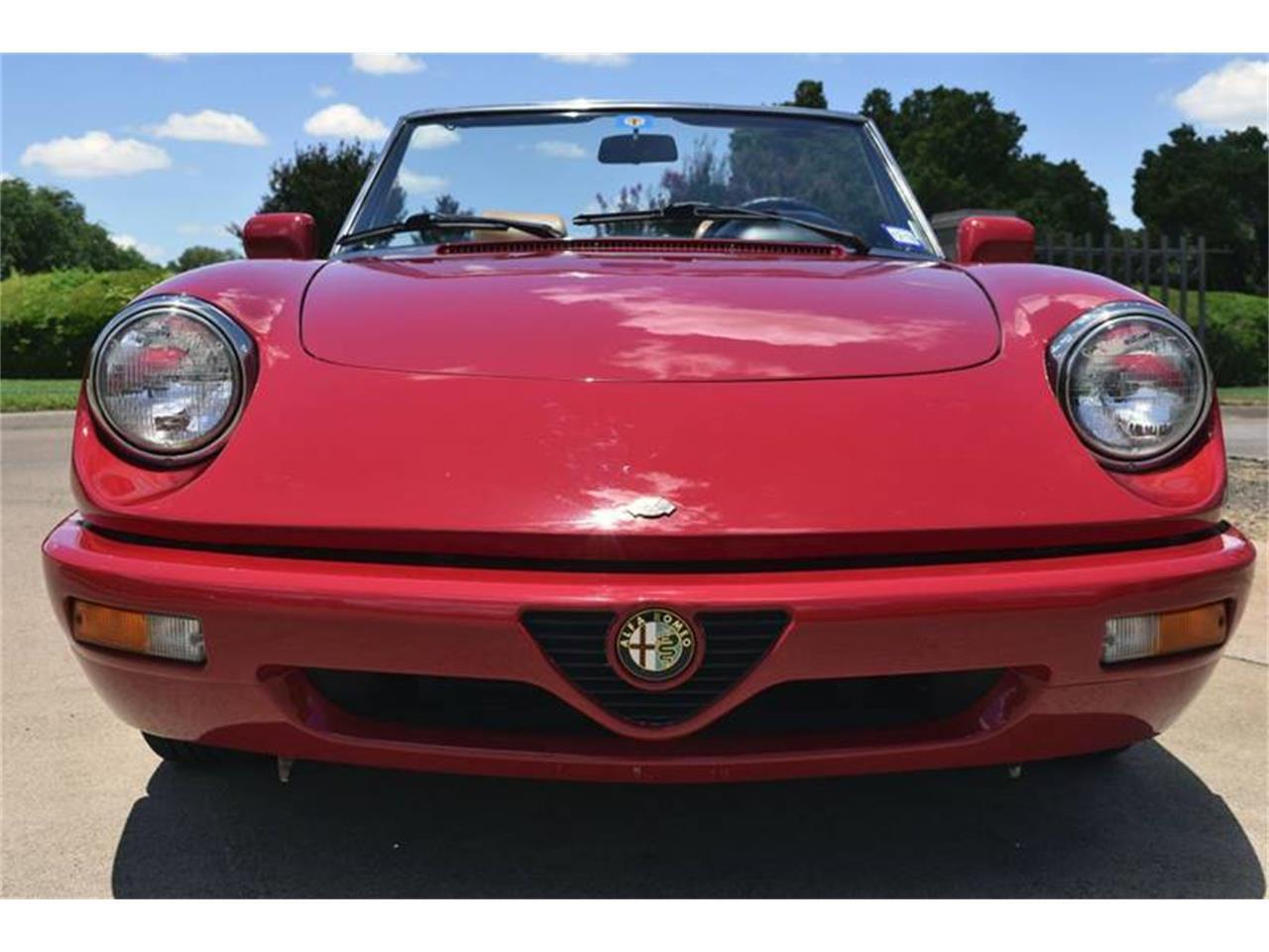 Alfa Romeo Spider For Sale ClassicCarscom CC - Alfa romeo spider 1994