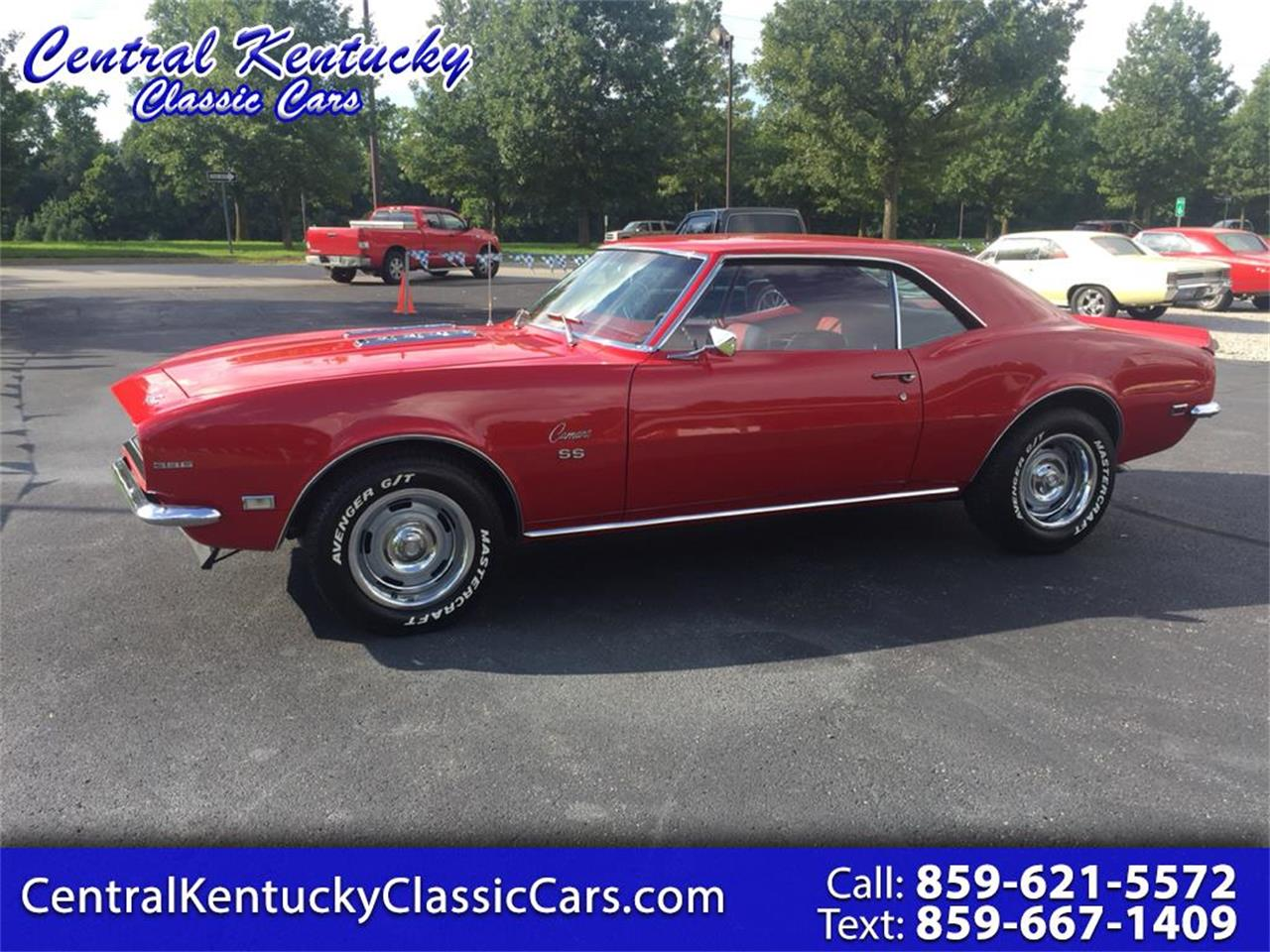 1968 Chevrolet Camaro Ss For Sale Cc 1131107 Large Picture Of 68 O8rn