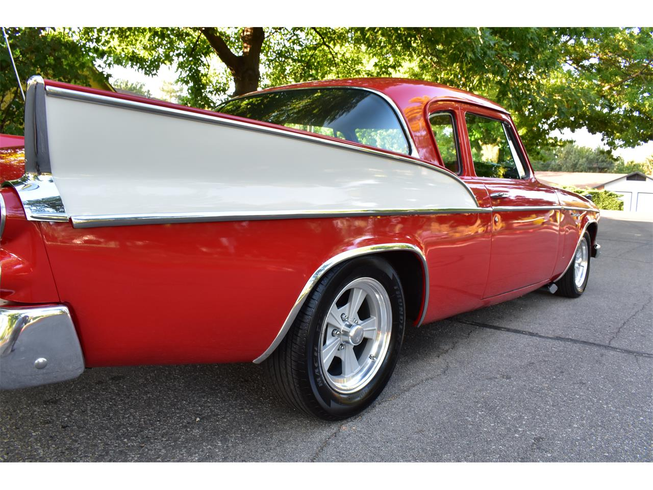 Large Picture of '58 Silver Hawk - O8S2