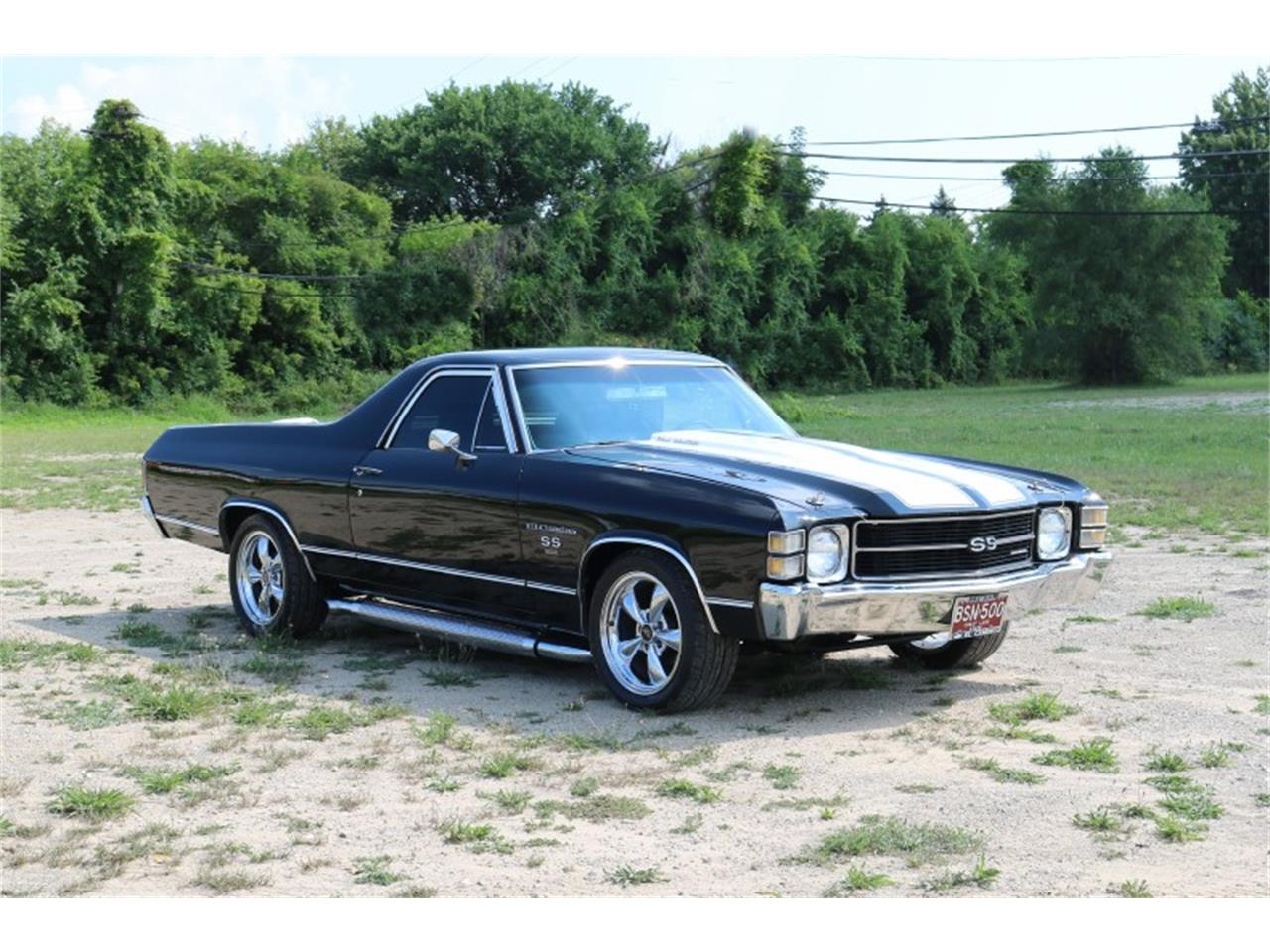 1971 chevrolet el camino ss for sale cc 1131131. Black Bedroom Furniture Sets. Home Design Ideas