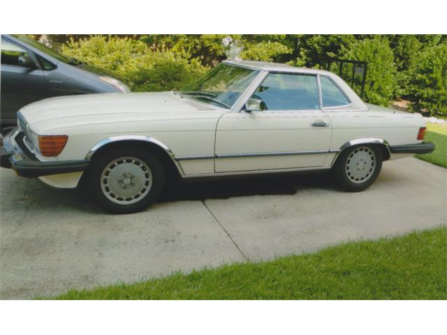 Picture of '87 560SL - O8SS
