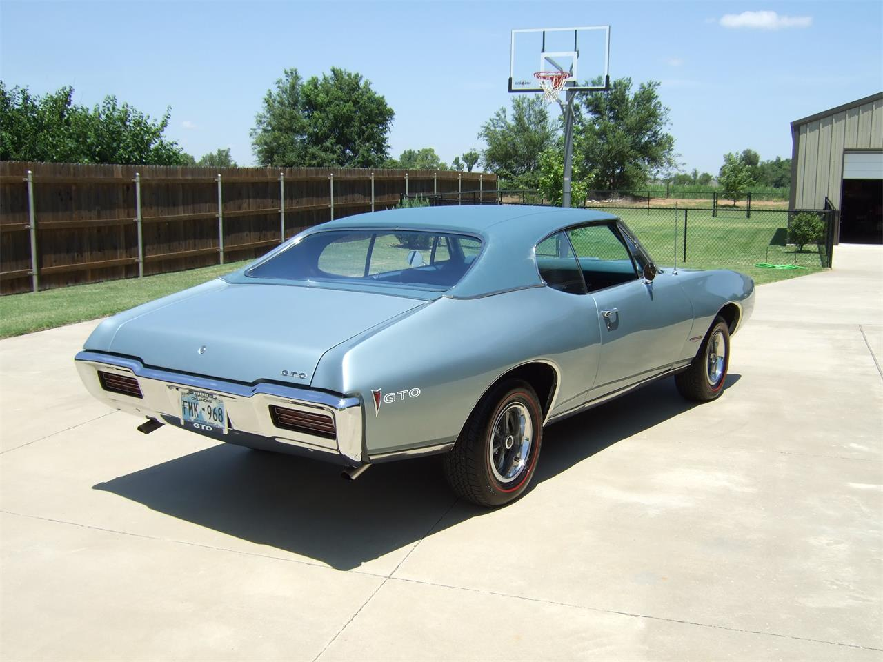 For sale 1968 pontiac gto in mustang oklahoma